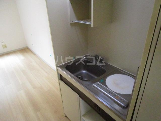 スカイシャンテ 108号室のキッチン