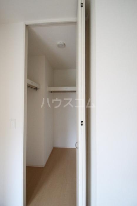 D-room飯倉 102号室の収納