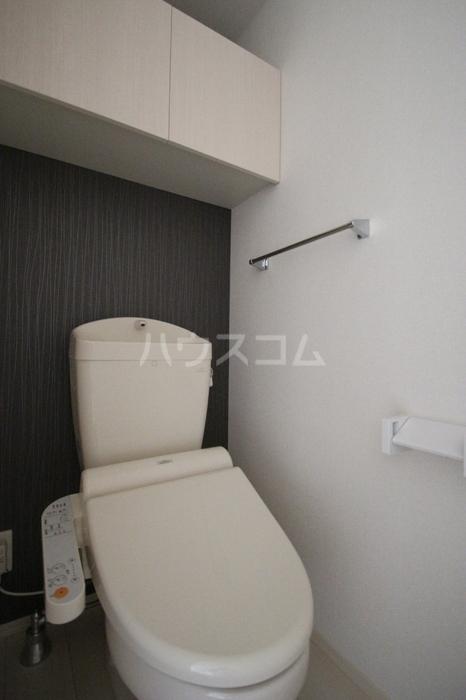 D-room飯倉 102号室のトイレ
