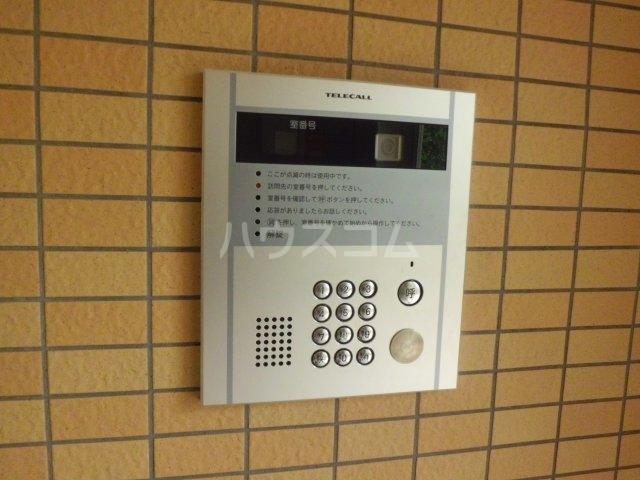 グランチェスタ草加 303号室のセキュリティ