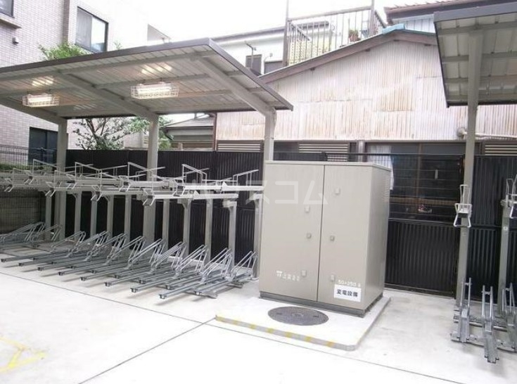 LE-LION IKEBUKURO COMFORT 401号室のその他共有