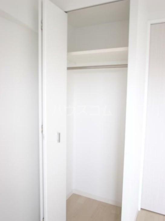 LE-LION IKEBUKURO COMFORT 401号室の収納