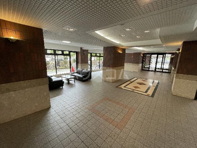 ライオンズマンション篠崎 107号室のセキュリティ