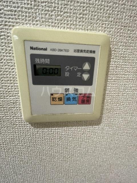 ライオンズマンション篠崎 107号室のベッドルーム