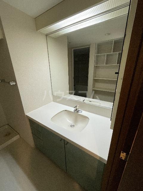 ライオンズマンション篠崎 107号室のトイレ