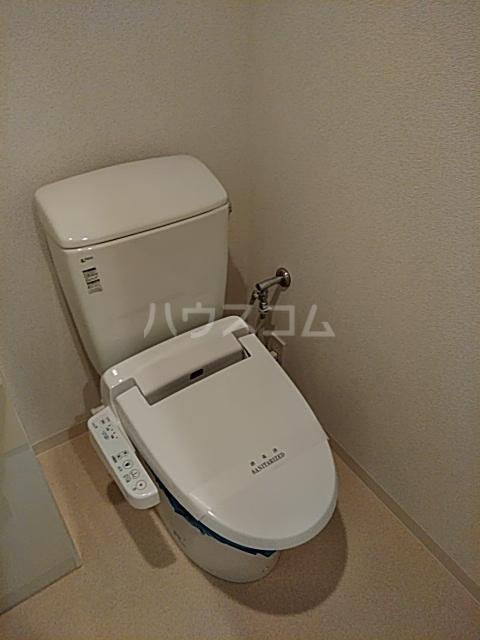 Primal Gotanda 703号室のトイレ