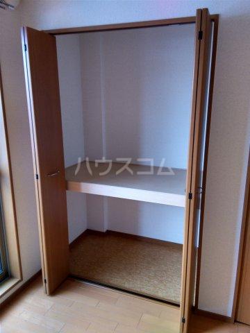 ブロードタウン神野Ⅱ C 201号室の収納