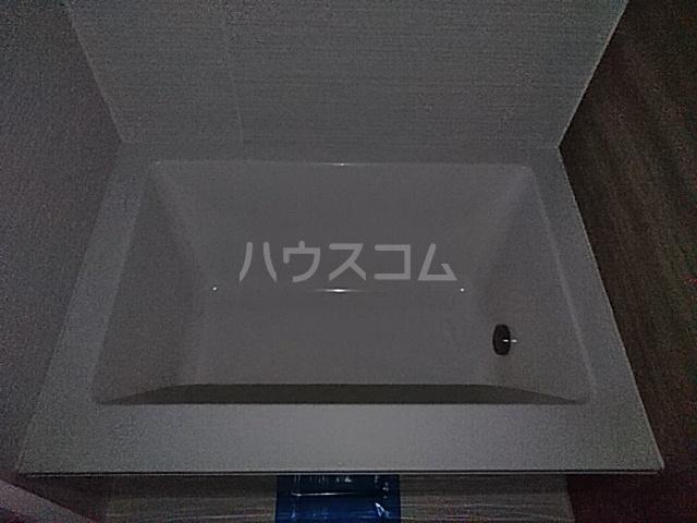 Primal Gotanda 704号室の風呂