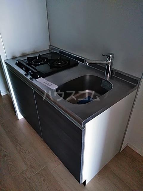 Primal Gotanda 704号室のキッチン