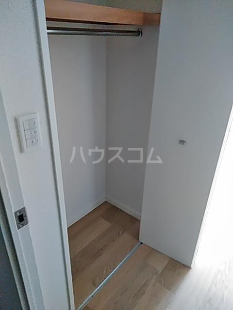 Primal Gotanda 704号室の収納