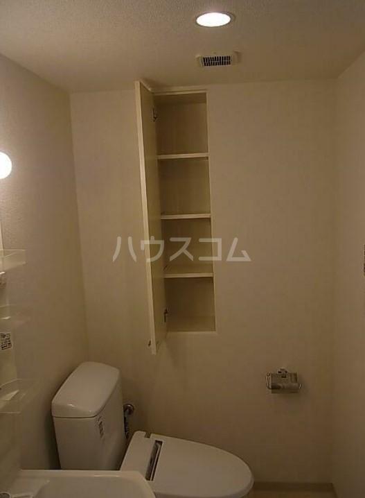 Primal Gotanda 704号室のトイレ