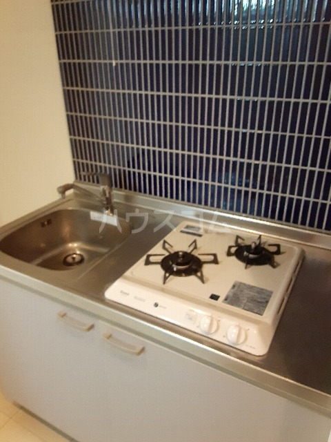 CYNTHIAFOUR-D GOTANDA-WEST 206号室のトイレ