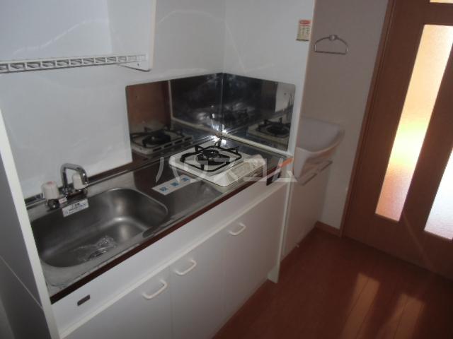 CASA LUMACA 205号室のキッチン