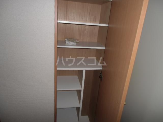 CASA LUMACA 205号室の収納