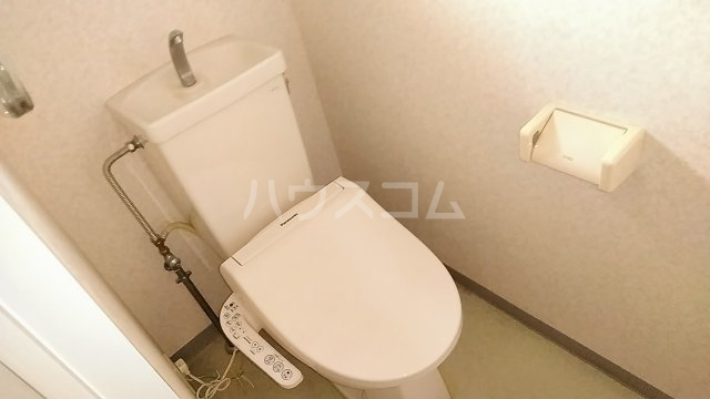 ウエスチングハウスⅢ 302号室のトイレ