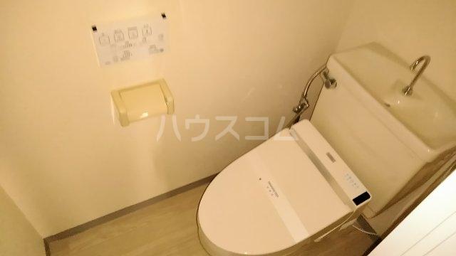 長尾ビル 302号室のトイレ
