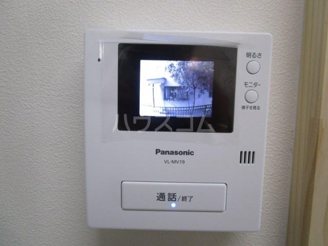 グリーンハイツ安松 103号室のセキュリティ