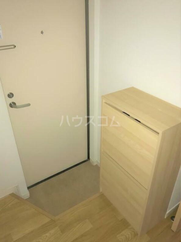 ラプラージュ横浜 203号室のセキュリティ