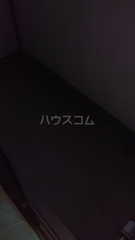 ヴェルト五反田イースト 502号室のバルコニー