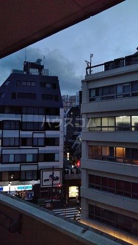 ヴェルト五反田イースト 502号室の景色