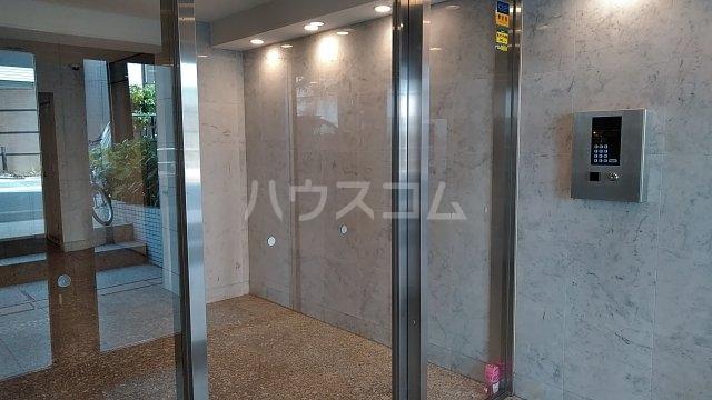 ヴェルト五反田イースト 502号室のロビー