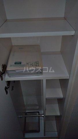 ヴェルト五反田イースト 502号室の収納