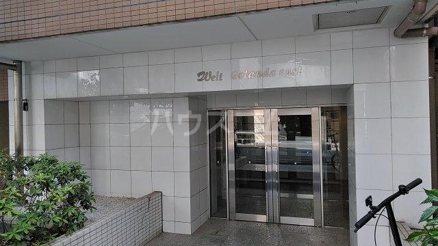 ヴェルト五反田イースト 502号室のエントランス