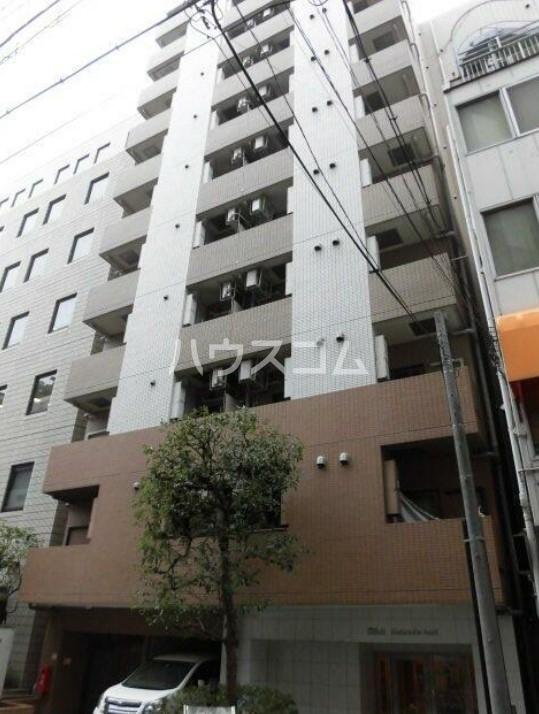 ヴェルト五反田イースト 502号室の外観