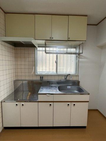 リトルハイツ野間 105号室のキッチン