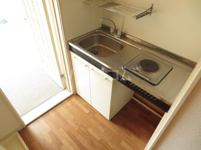 サクラハイツ 101号室のキッチン
