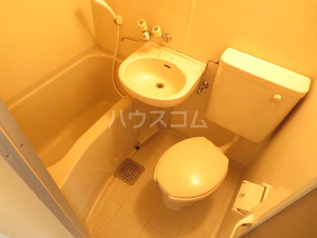 サクラハイツ 101号室の風呂