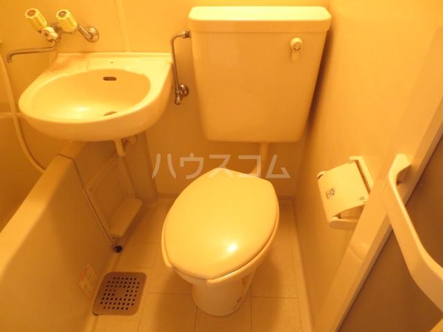 サクラハイツ 101号室のトイレ