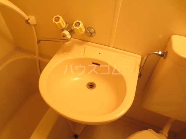 サクラハイツ 101号室の洗面所