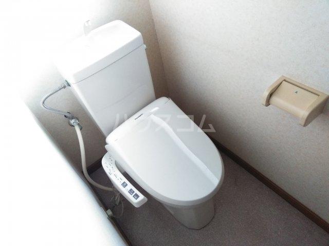 コンフォートハウスAのトイレ