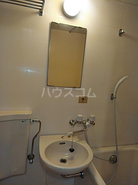 ハイツマルヤB 105号室の洗面所
