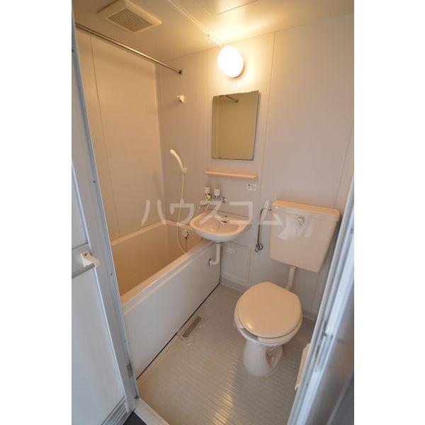 オレンジハウス 108号室の風呂