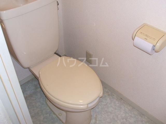 カーサ阪和 305号室のトイレ