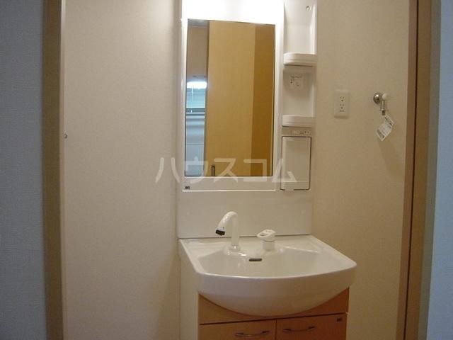 スターパレス谷上 202号室の洗面所