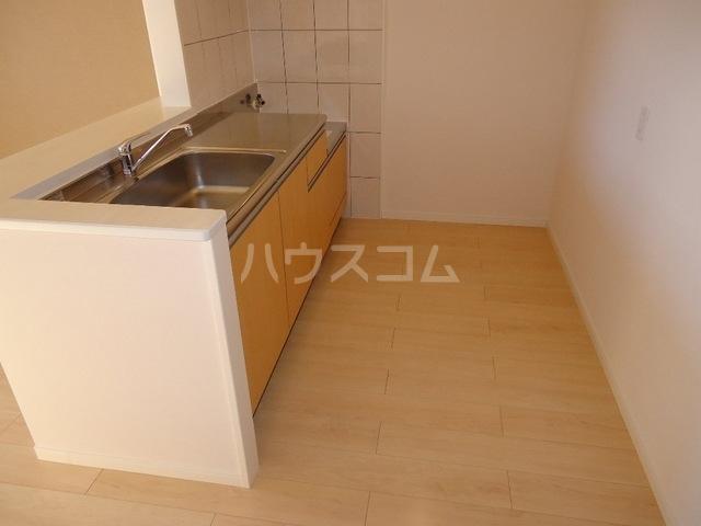 パルジェ 203号室のキッチン