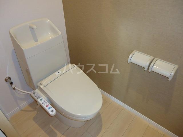 パルジェ 203号室のトイレ