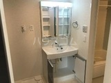 EVER ROSE 24 102号室の洗面所