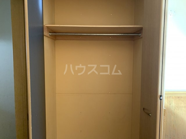 エールⅢ 101号室の収納