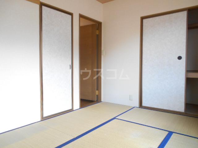 セゾン西橋本 302号室の居室