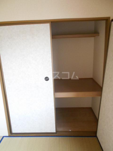 セゾン西橋本 302号室の収納