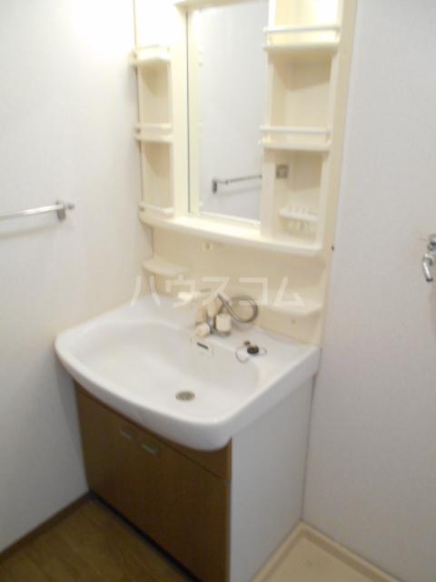 セゾン西橋本 302号室の洗面所