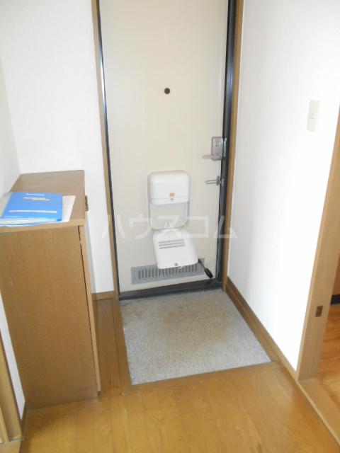 セゾン西橋本 302号室の玄関