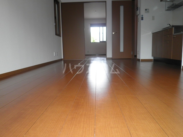 GRACE岸和田 102号室のベッドルーム