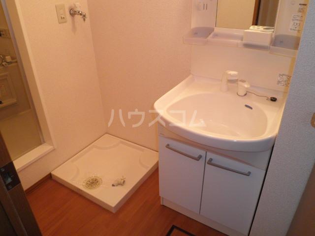 GRACE岸和田 102号室の洗面所