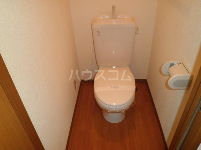 GRACE岸和田 102号室のトイレ