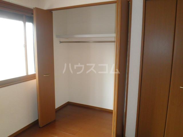 GRACE岸和田 102号室の収納